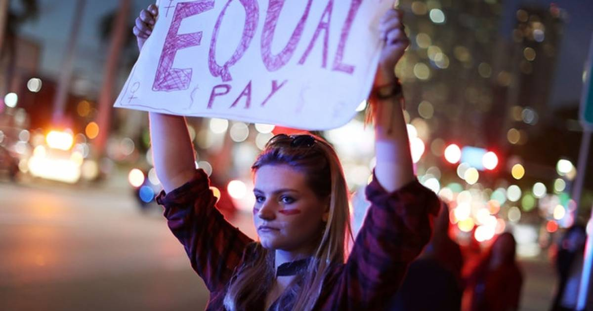 Iceland Becomes The First Country In The World To Legally Pay Men And Women Equally