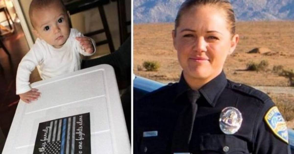 Moms Donate Breast Milk To 4-Month-Old Baby Of Police Mom Who Was Killed On Duty
