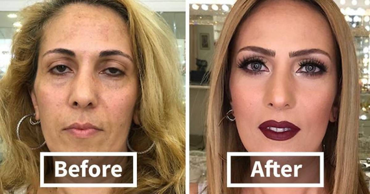 This Makeup Artist From Azerbaijan Can Make 80-YEAR-OLD Women Look Like They Have Just Turned 30!