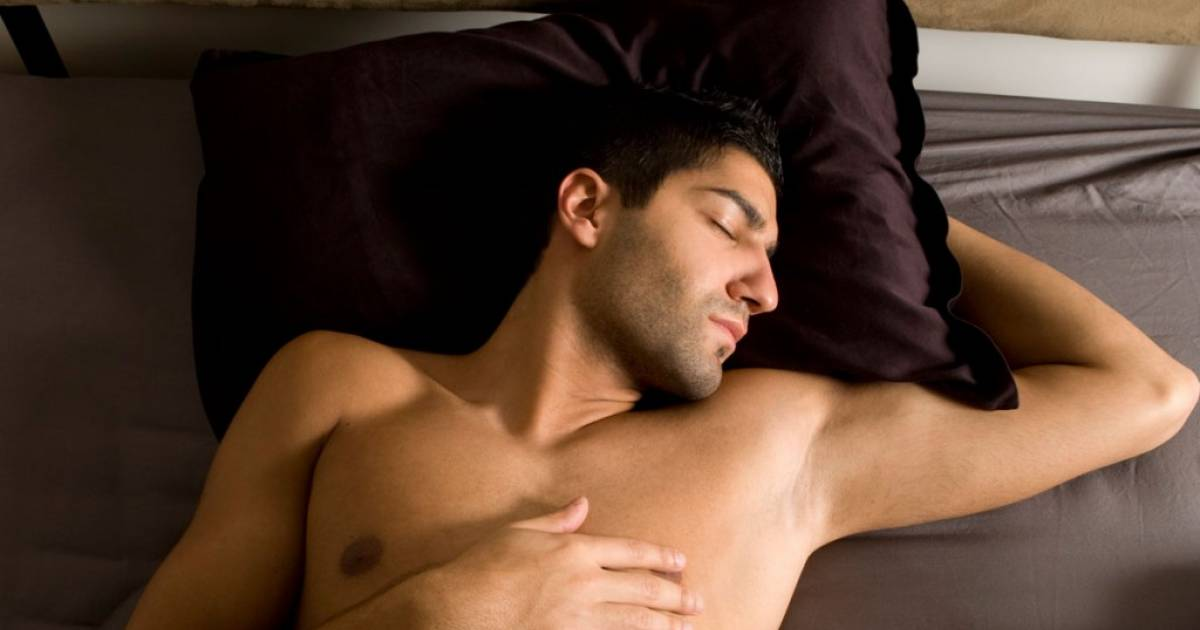 Surprising Benefits Of Sleeping Naked You Probably Didn't Know