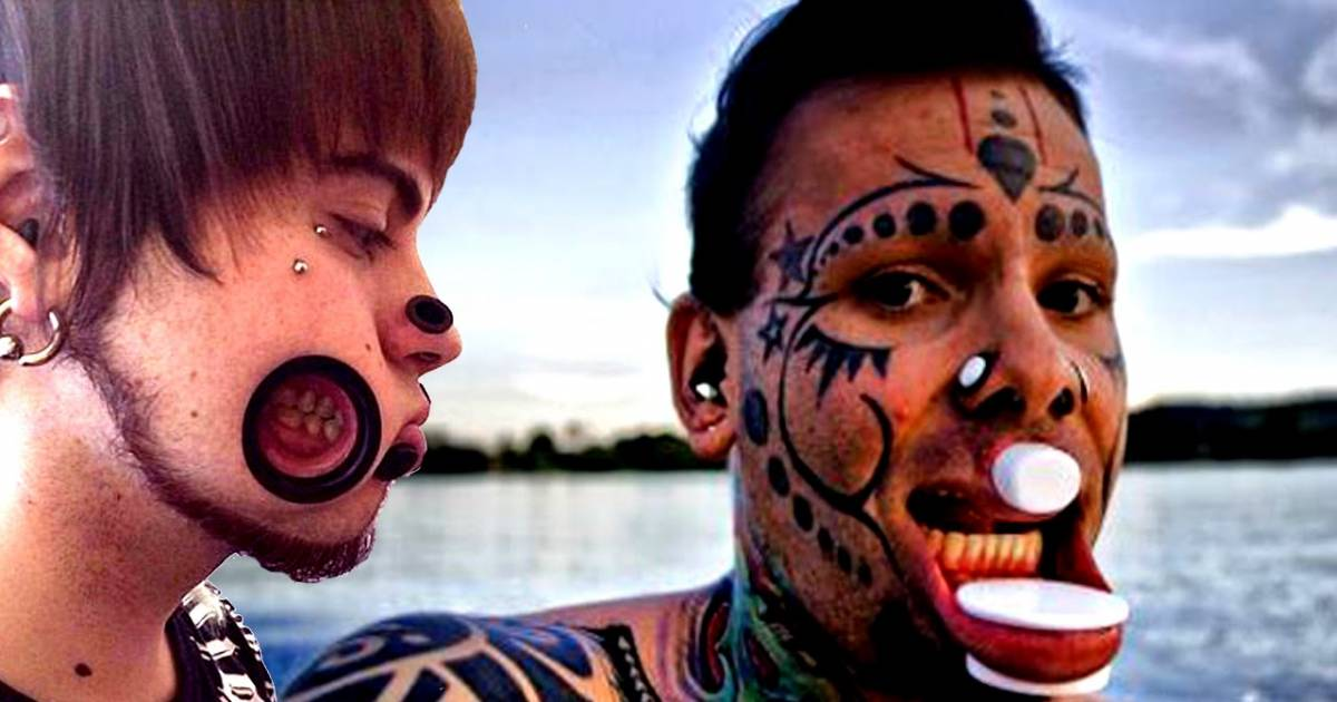 7 Extreme Body Modification Images That Will Give You Nightmares