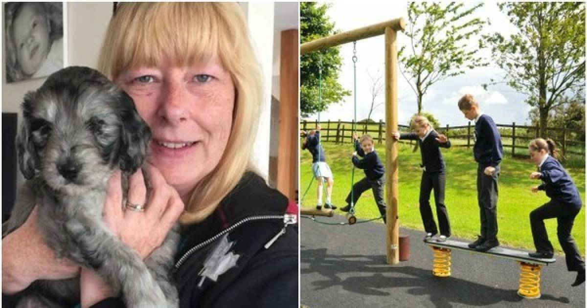 Principal Is Being Attacked Online For Separating The Rich And Poor Kids On The School's Playground