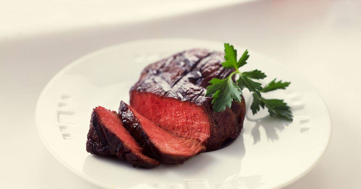 That Red Liquid Coming Out Of Your Steak Isn't Blood Here's What It Really Is