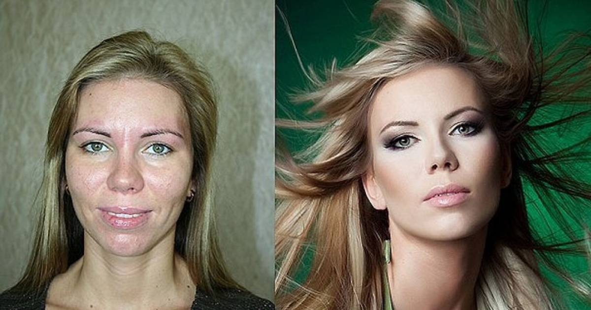17 Before And After Makeup Transformations You Won't Believe