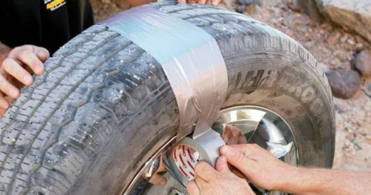 Duct Tape Hacks That Are Borderline Genius