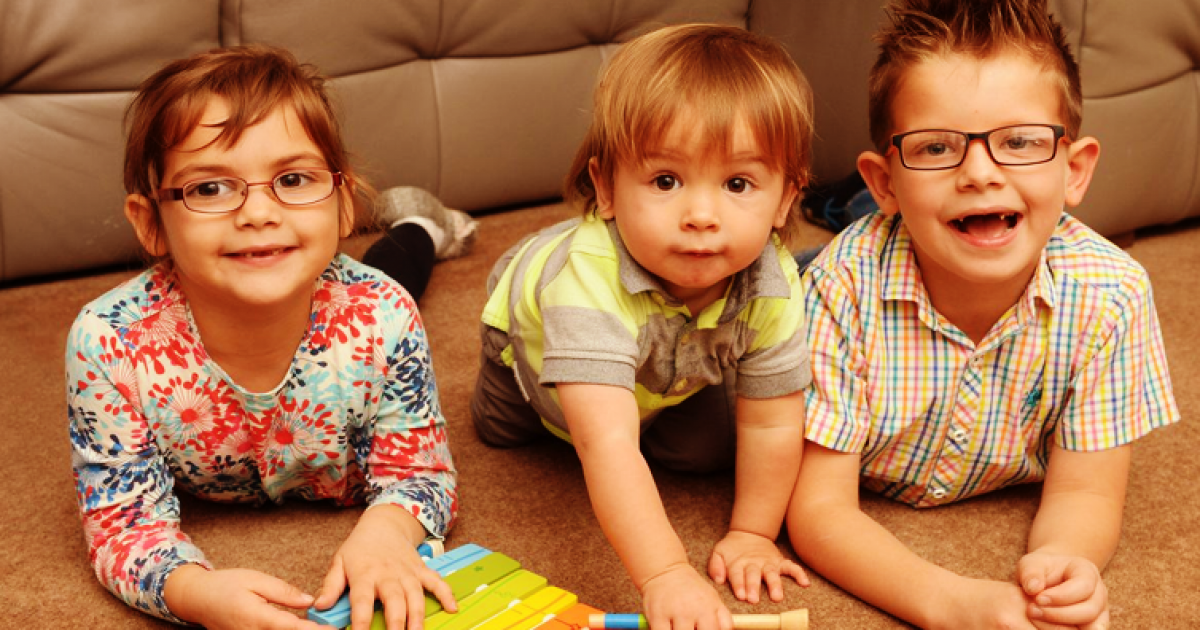Three Adorable Siblings At Risk Of Losing Each Other If They Don't Find Their Perfect Home Soon