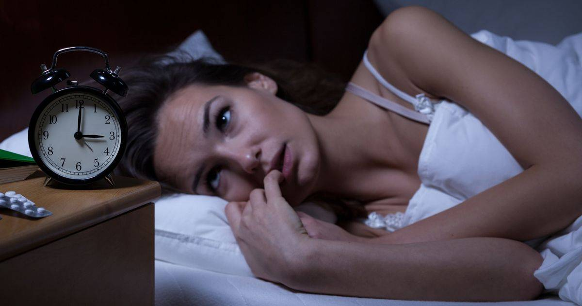 6 Reasons You Keep Waking Up At The Night