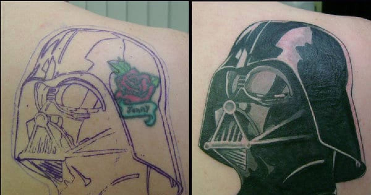 Amazing Coverups That Prove That A Bad Tattoo Doesn't Have To Be Forever