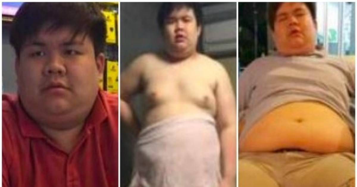 Obese Man Decides To Make A Change After Getting Rejected By His Crush And Goes On To Lose 165 Pounds