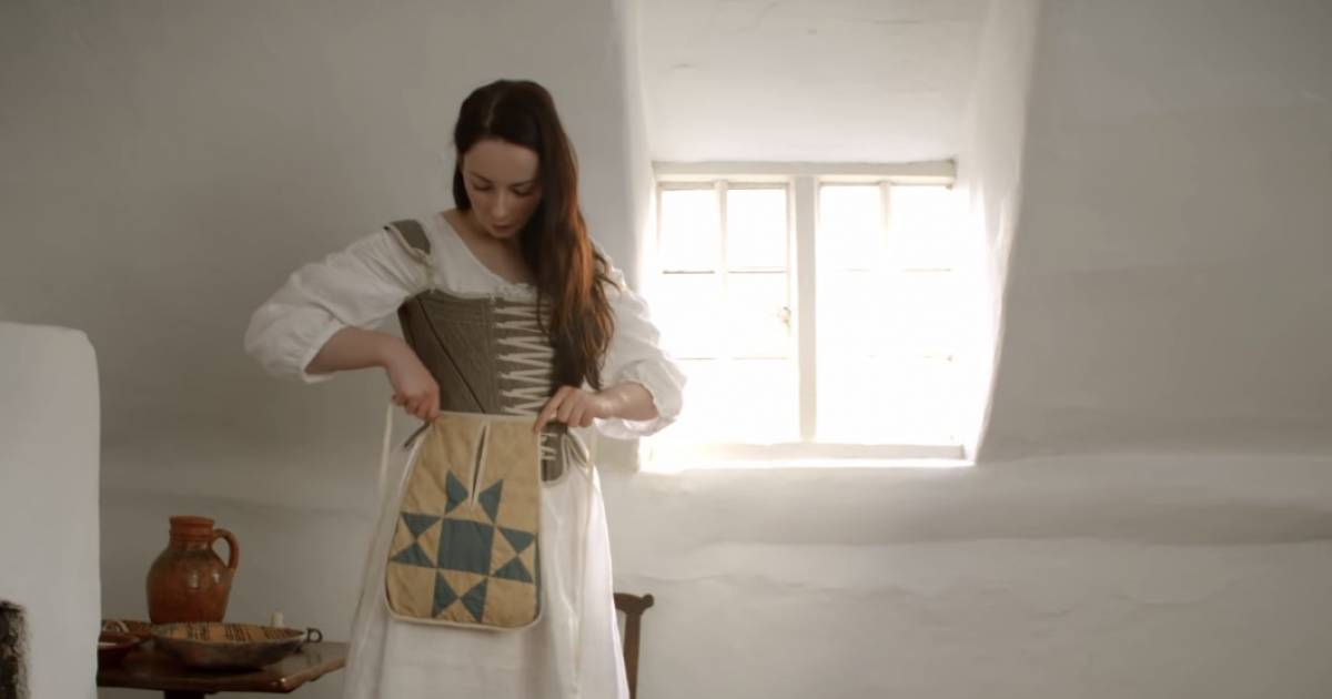 This Is How Long It Took 18th-Century Women To Get Dressed Up In The Morning.
