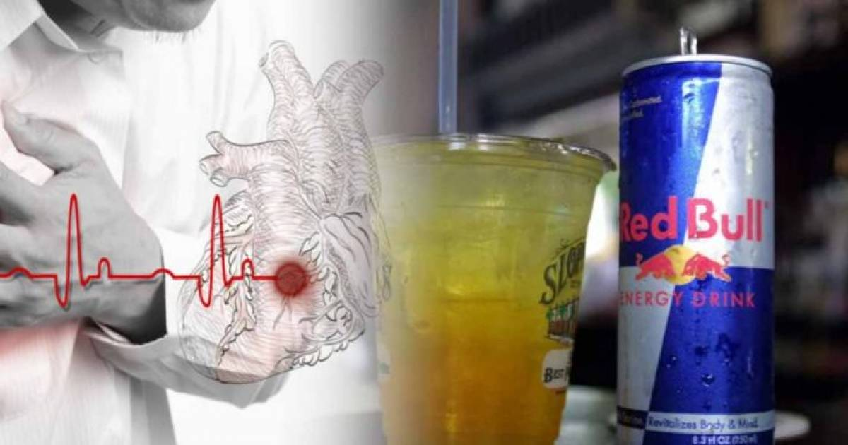 This Is What Happens To Your Heart After Regularly Drinking Energy Drinks