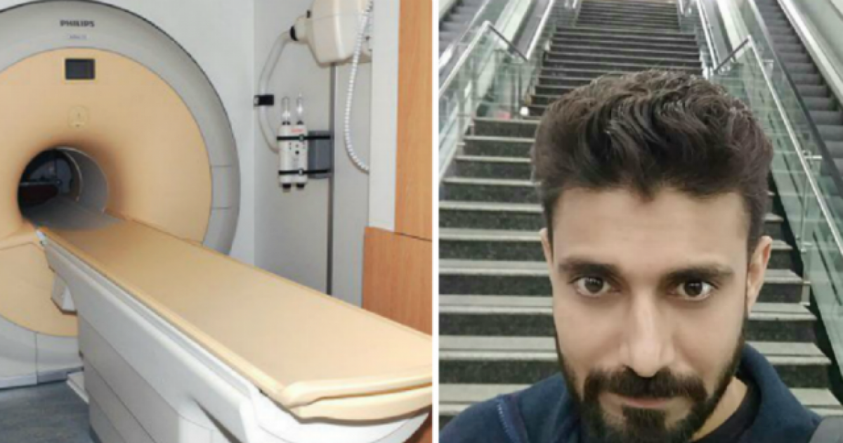 This Man Lost His Life After Being Sucked Into An MRI Machine