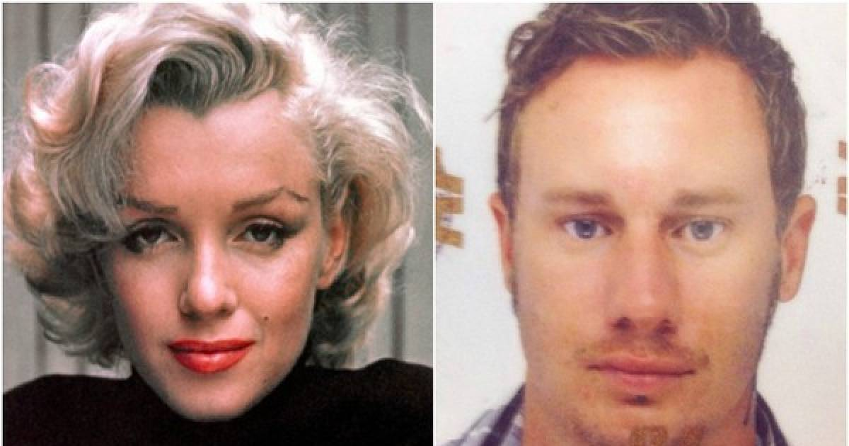 Meet The Frenchman Who Spent Thousands Of Dollars To Look Like Marilyn Monroe