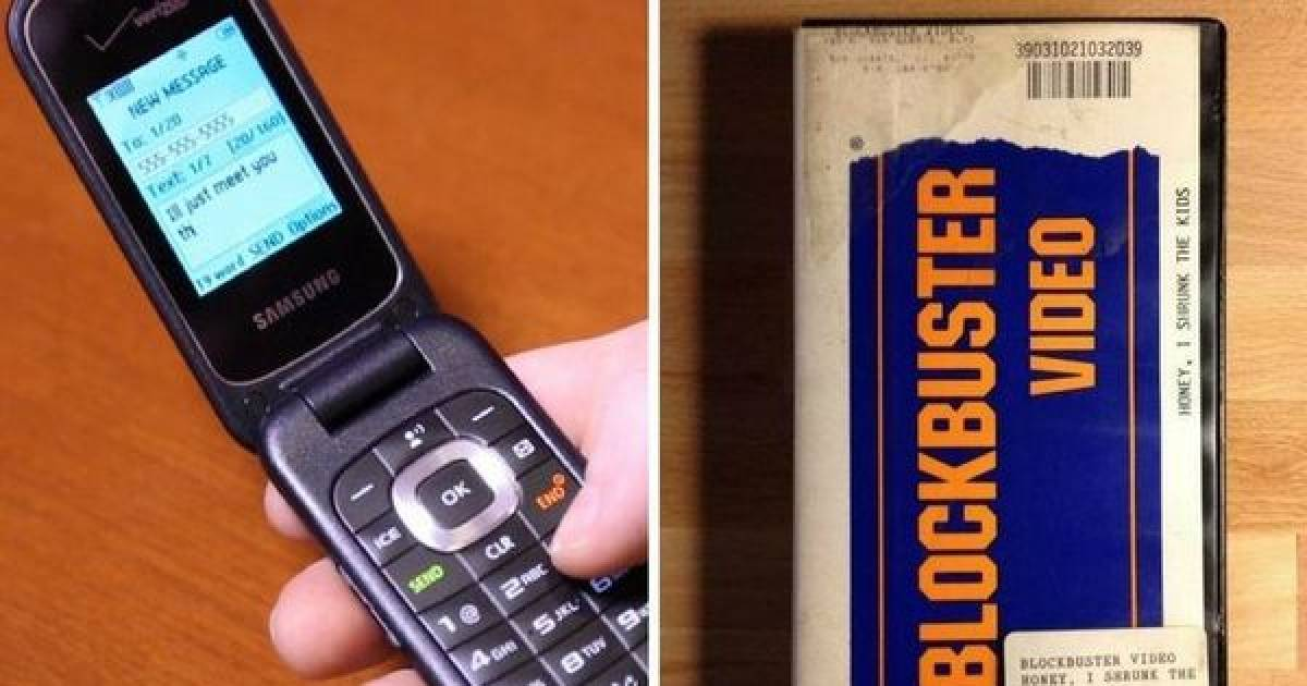 Six Things From The 90s That You Will Never Find Again