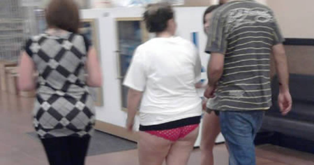 Let's Take Another Trip To Walmart To See More Oddities