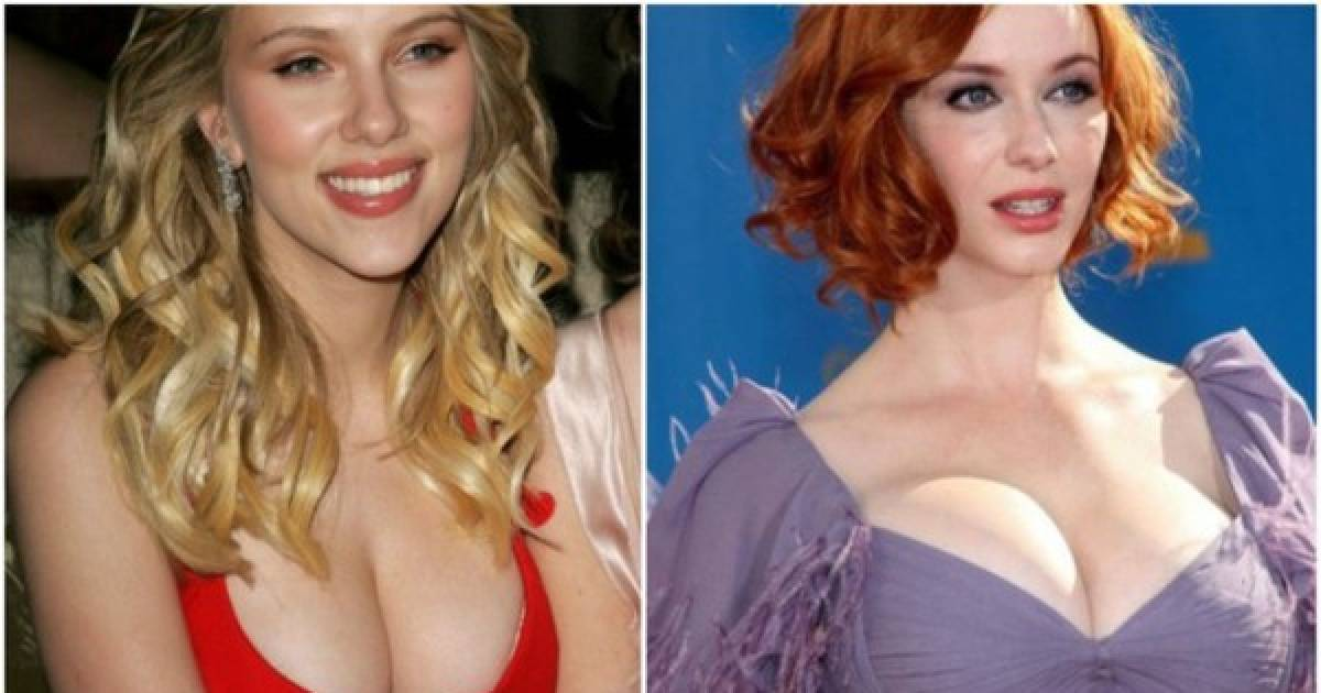 Scientists Explain Why Some Men Prefer Big Breasts