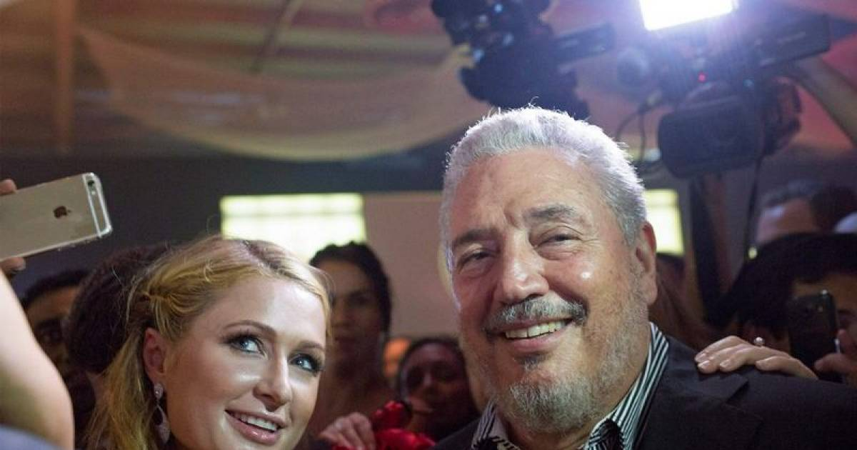 Fidel Castro's Son Fidelito Commits Suicide After Months Of Struggle With Depression