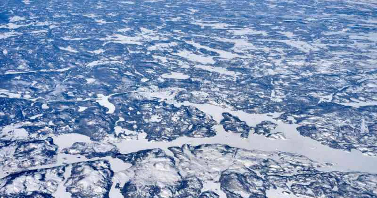 Is There A Time Bomb Under The Frozen Arctic Ocean That Could Wipe Out Humanity?
