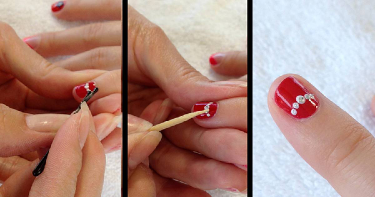Check Out This Super Easy Nail Art That You Can Do From Home