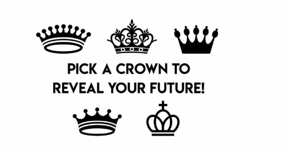Choose A Crown To Reveal Your True Strength And Power