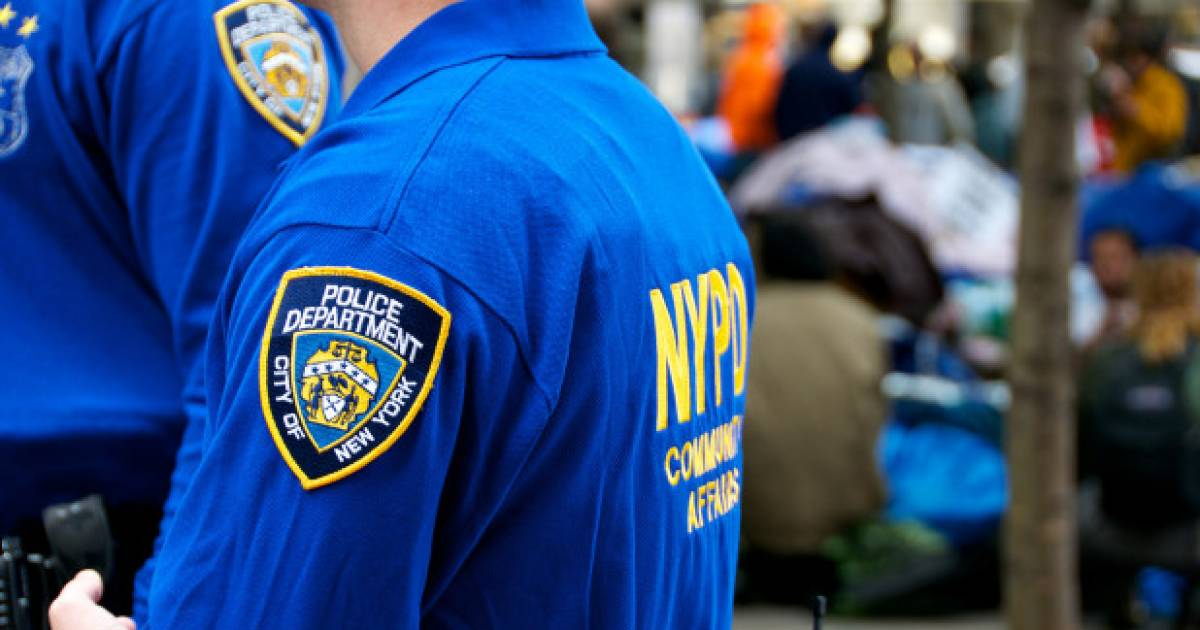 The NYPD Is Being Dragged Down By Overweight Cops