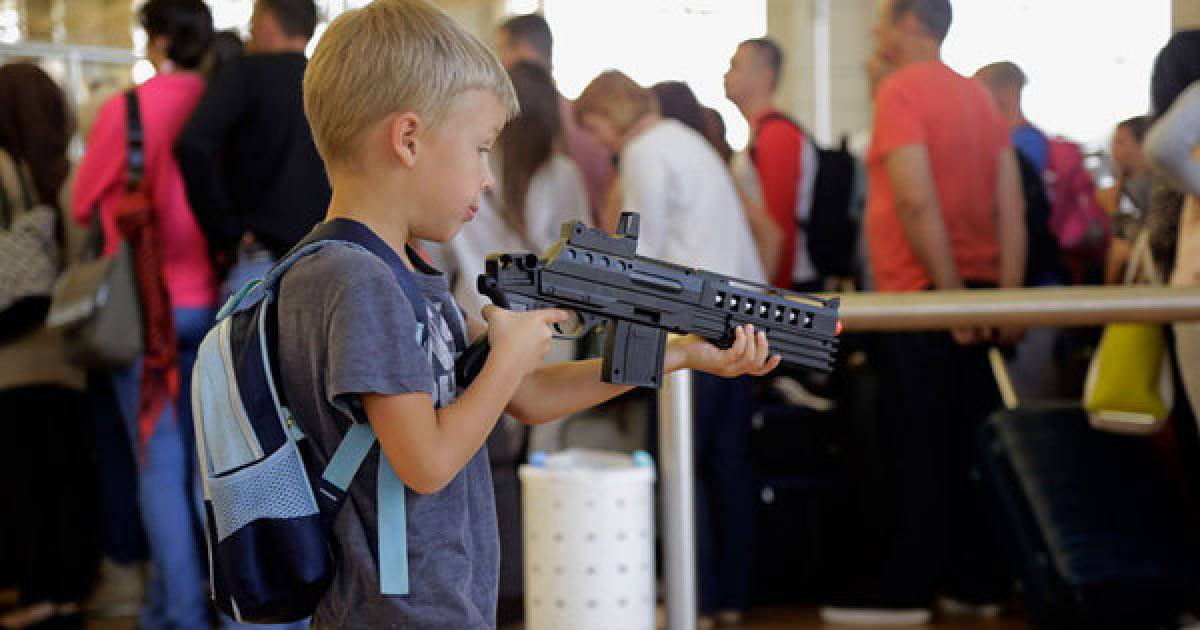 10 Things That Are Illegal In America – While Semi-Automatic Weapons Aren't