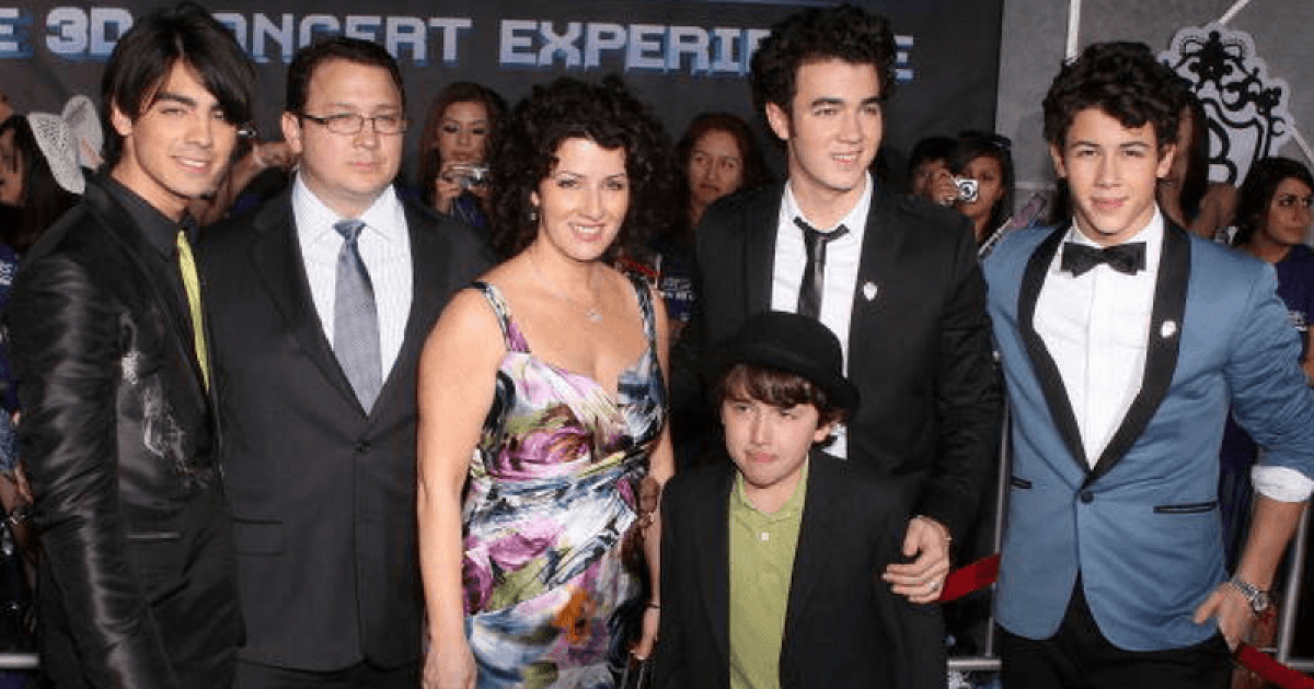 Jonas Brother's Dad Kevin Jonas Now In Recovery After Dealing With Colon Cancer
