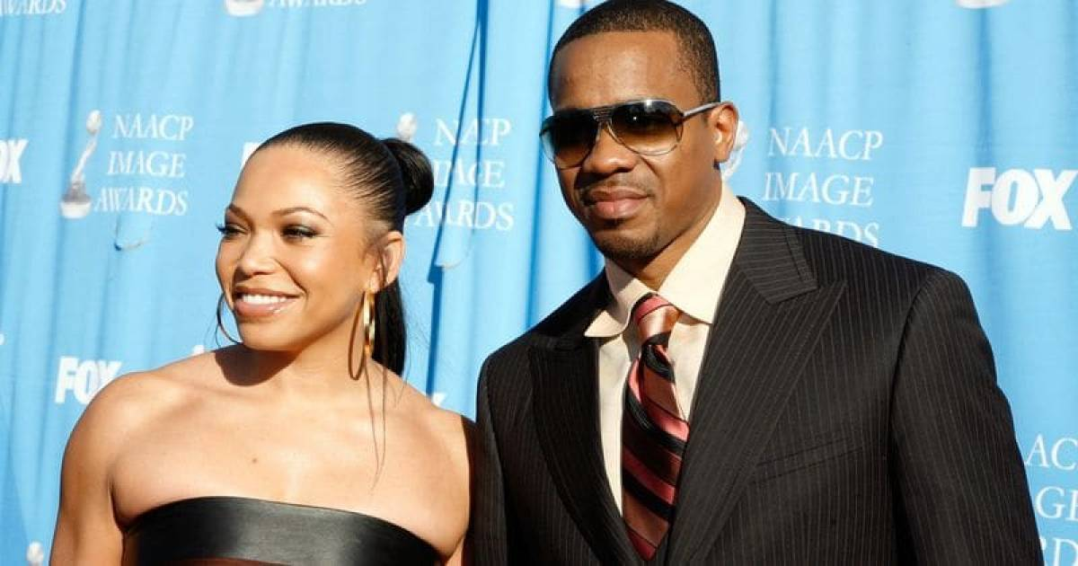 Tisha Campbell Divorcing Husband Duane Martin After 21 Years Of Marriage