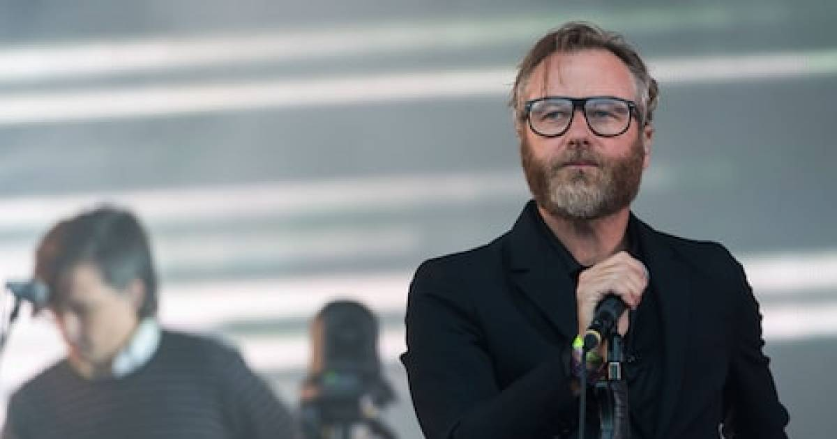 The National's Frontman Matt Berninger Creating A TV Show About His Life