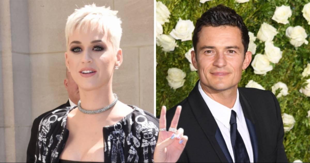 Katy Perry And Orlando Bloom Rekindling Their Old Spark And Are Officially A Couple