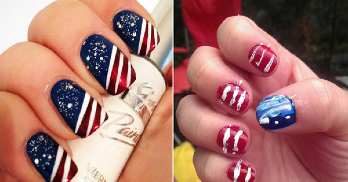 These Nail Catastrophes Are Totally Cringeworthy