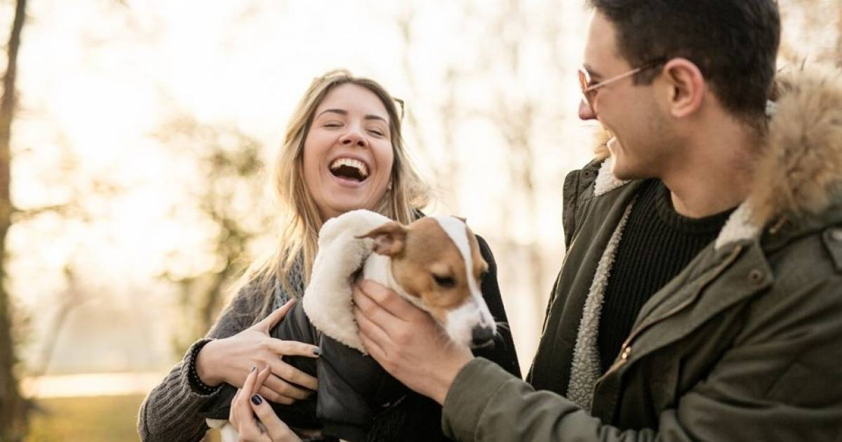 Dog Owners Are More Likely To Find Love Study Suggests