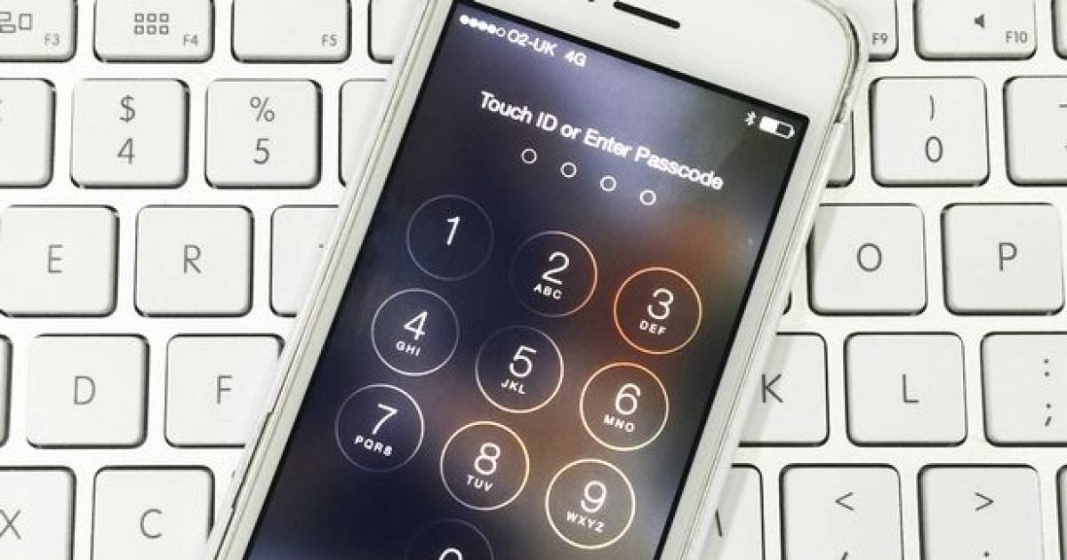 Mother Left Mortified After Phone Was Locked By Toddler For 48 Years