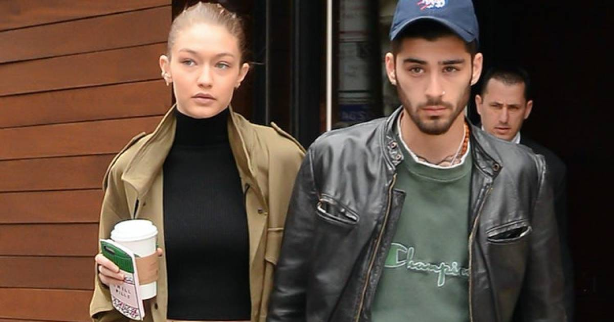 Zayn Malik, Gigi Hadid Part Ways After Two Years Of Dating
