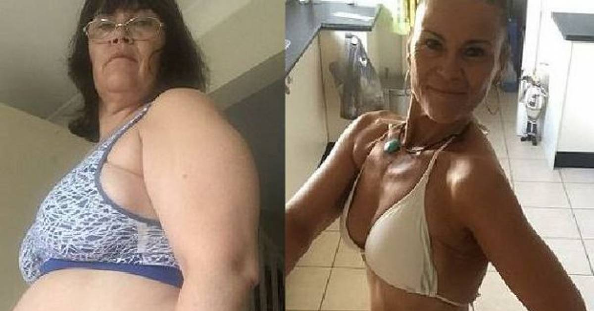 Grandmother Loses 5 Stone In Three Months Without Exercise And Everyone Wants To Know Her Secret