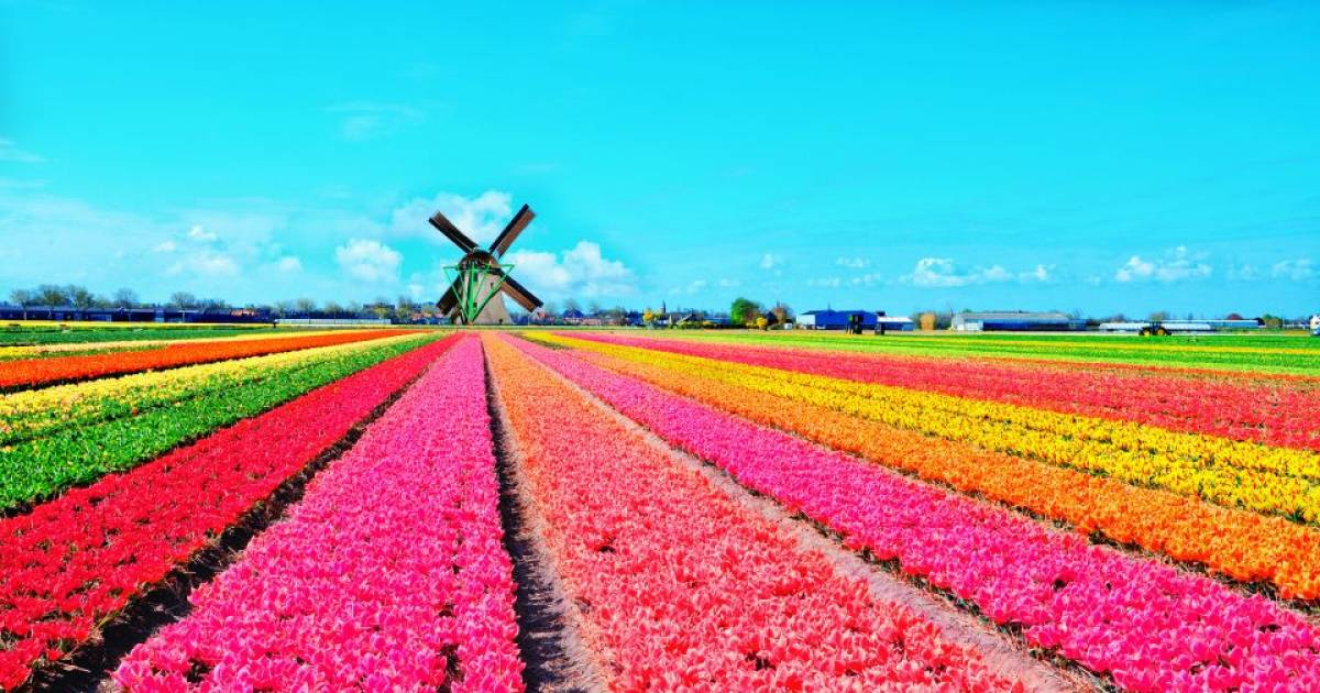 Amazingly Colorful Places From Around The World That You Have Got To See
