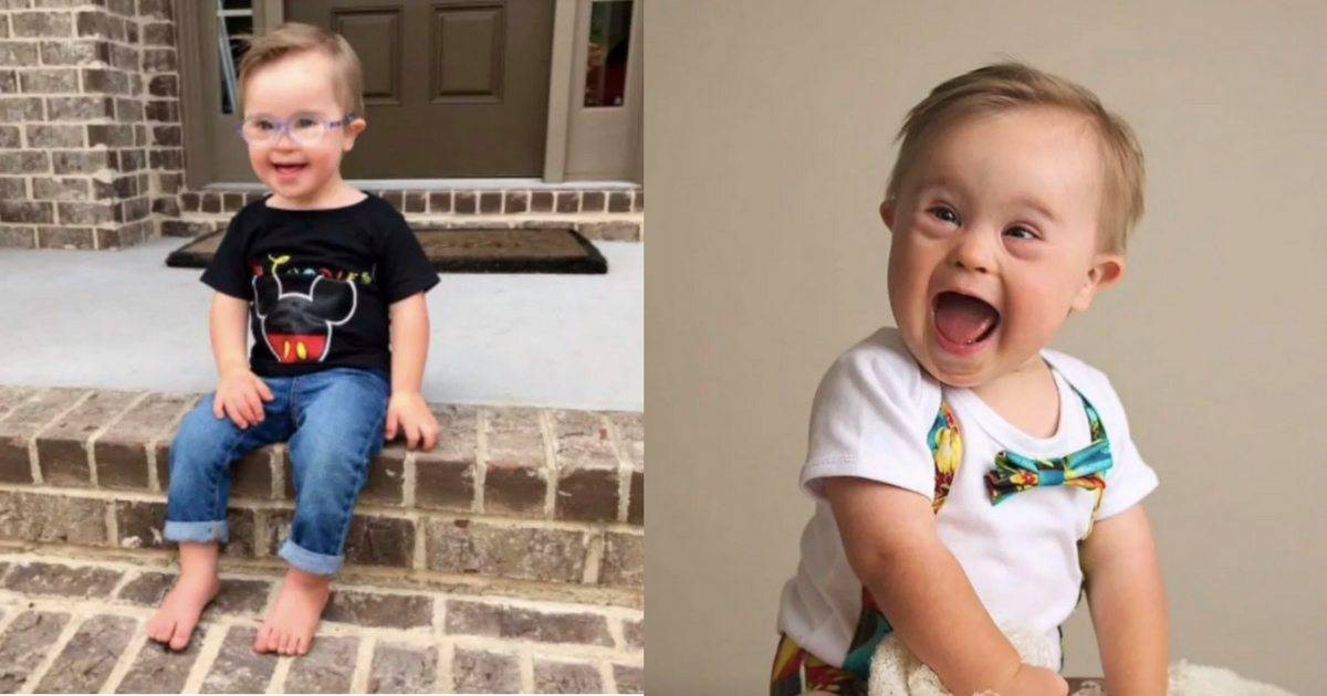 After Mom Posts Her Rant Over Unfair System On Social Media Child With Down Syndrome Lands A Modelling Contract