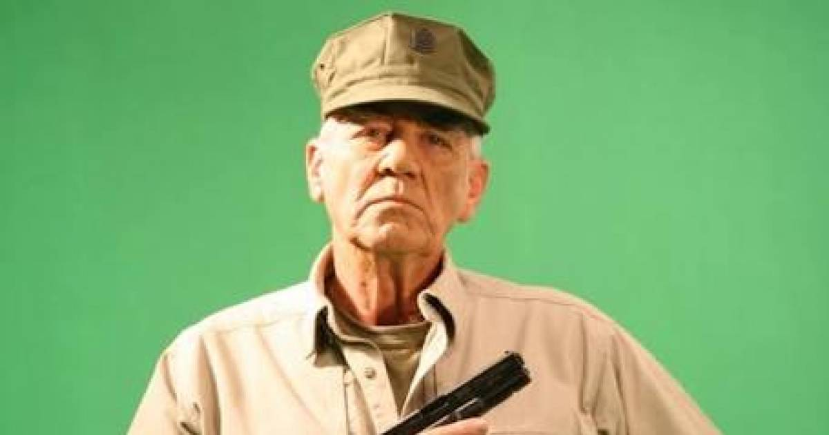 Famous Actor R. Lee Ermey, Of Full Matel Jacket, Dies At 74