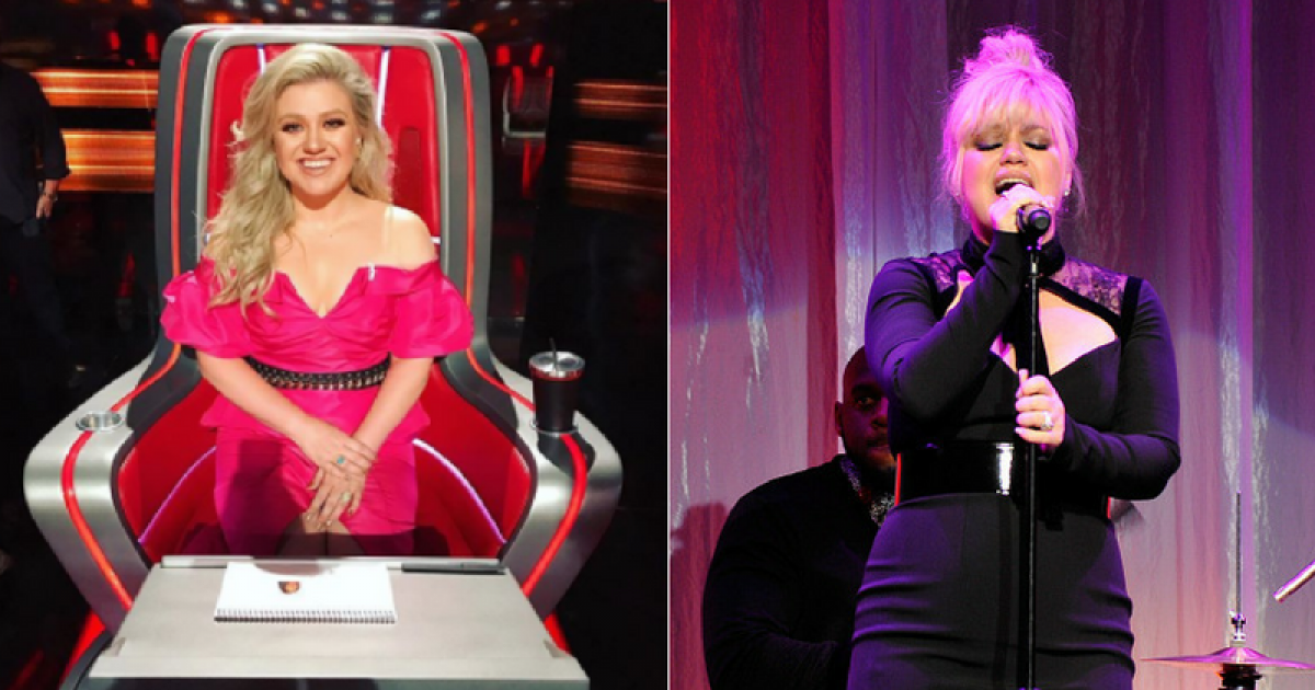Kelly Clarkson Surprises Fans With Amazing Weight Loss Transformation In Newly Released Pictures