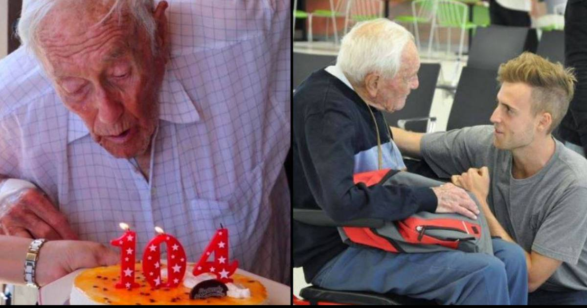 104-Year-Old Australian Professor To Travel To Switzerland To End His Own Life Despite Not Suffering From Any Terminal Disease