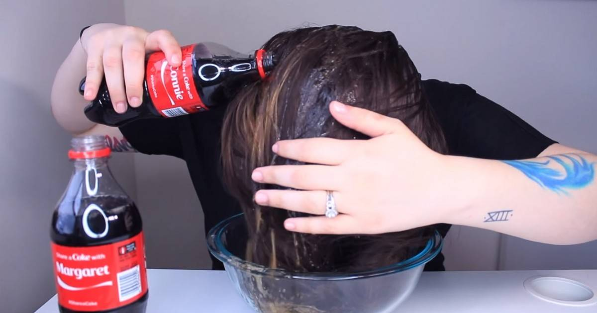 5 Amazing Beauty Hacks Using Coca Cola