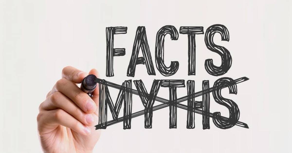 3 Of The Biggest Myths About Food