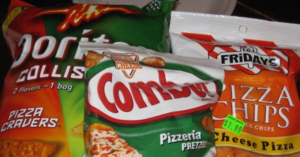 6 Childhood Snacks That Pretended To Be Pizza