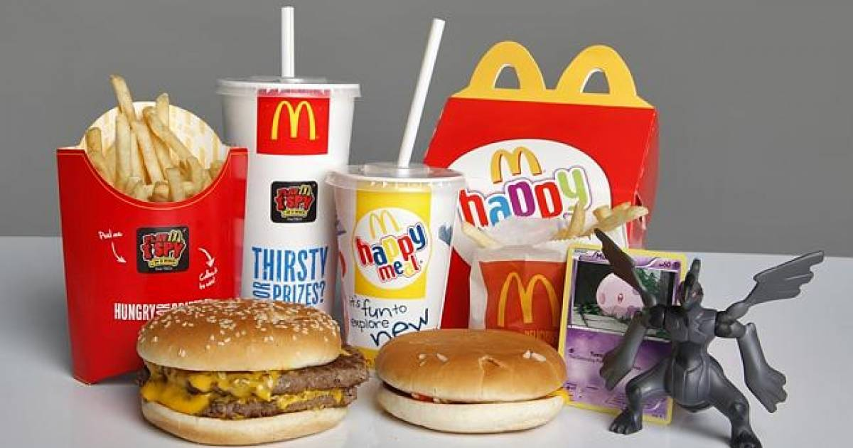 9 Mcdonald's Happy Meal Toys We Want Back