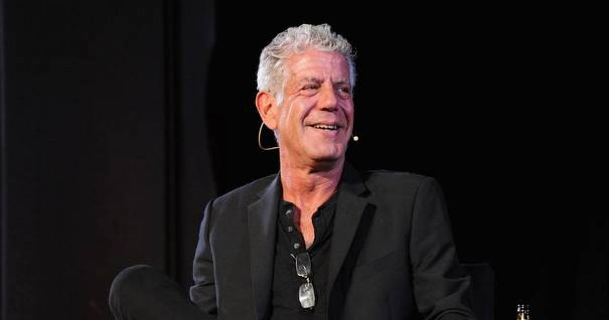 Anthony Bourdain, Celebrity Chef Dies Aged 61 In An Apparent Suicide