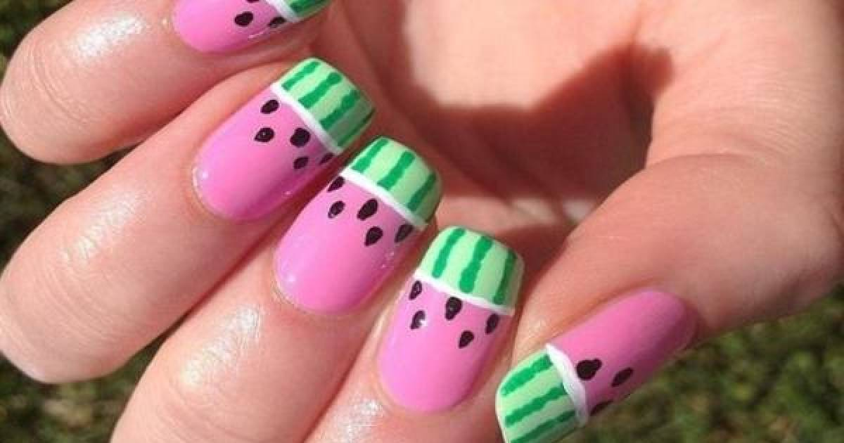 These Summer Nail Art Ideas Will Make You The Envy Of All Of Your Friends