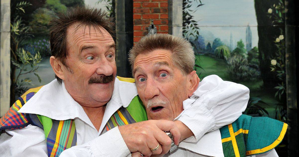 Veteran Comedian, Barry Chuckle One Half Of Comedy Duo 'The Chuckle Brothers,' Dies Aged 73