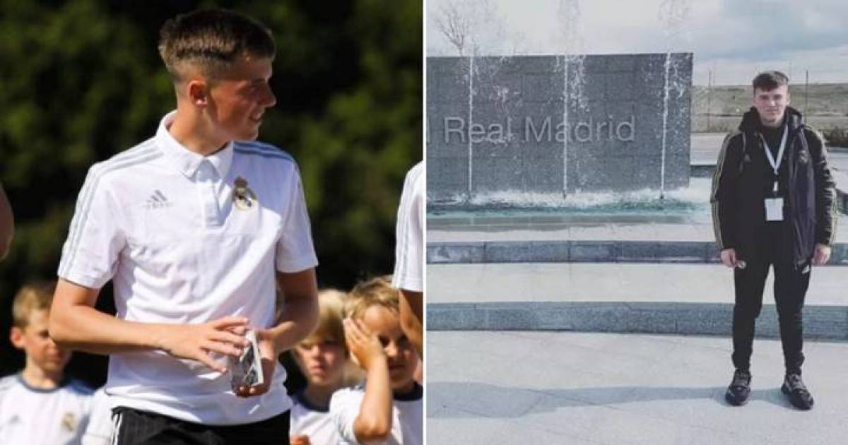 18-Year Old Becomes World's Youngest Football Senior Manager And Is Working With Real Madrid
