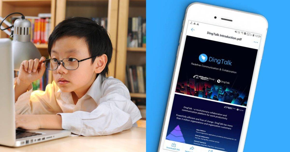 Wuhan Kids Give Bad Rating To Homework Assigning App To Remove It From App Store
