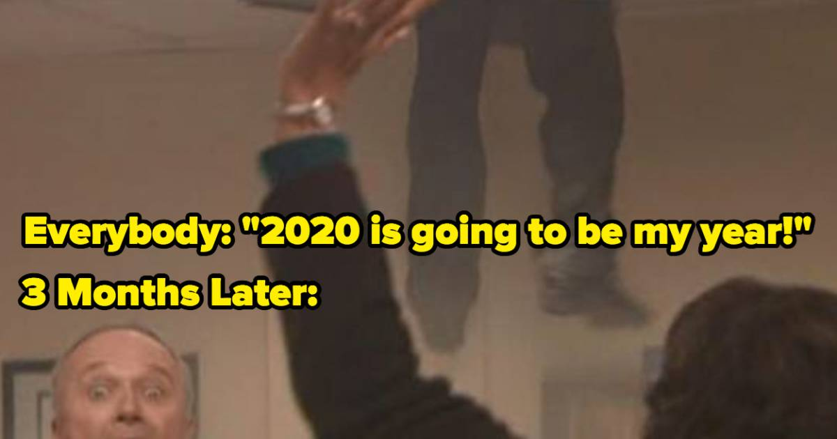 15 Jokes About 2020 That Depicts How Messed Up This Year Has Been So Far